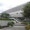 Photos: 先端医療センター前