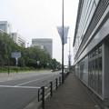 Photos: 市民病院前