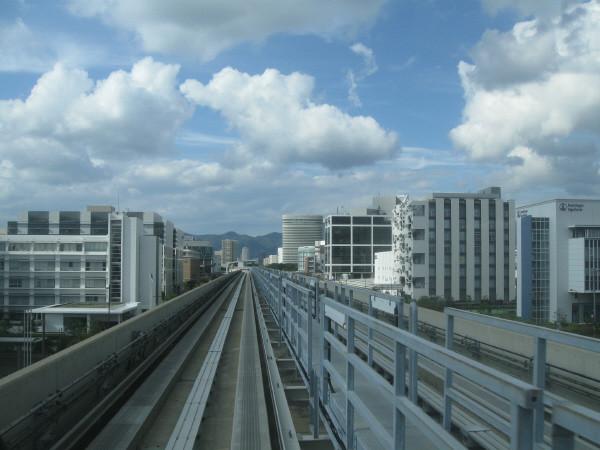 Photos: 橋上