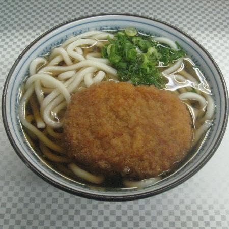 Photos: コッロケうどん