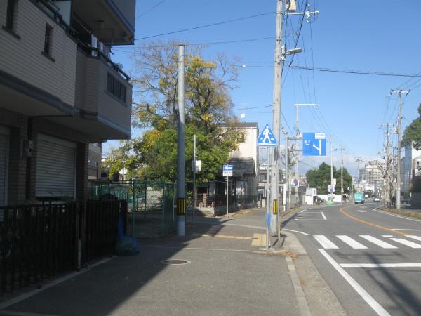 Photos: 一角