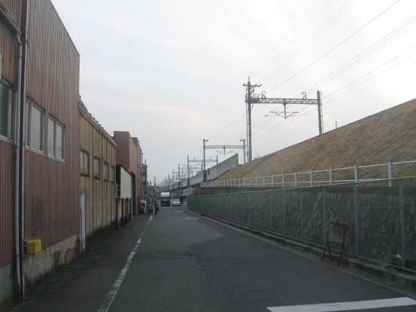 Photos: 築堤