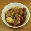 Photos: 肉豆腐