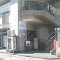 ルミオの入口付近