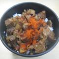 Photos: 牛すじ丼