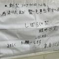 Photos: うどん屋の貼紙