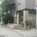 路面の玄関