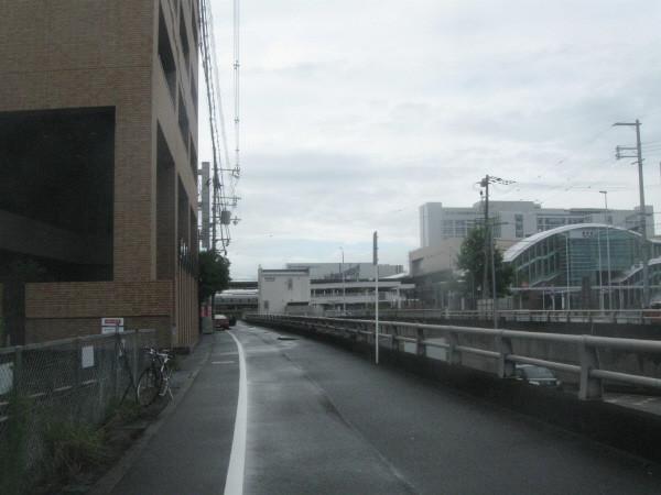 駅と現場と交番