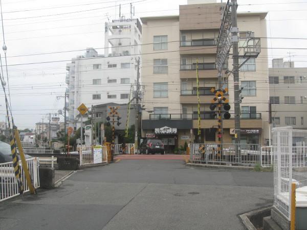 武庫之荘西踏切