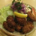 Photos: 揚牡蠣