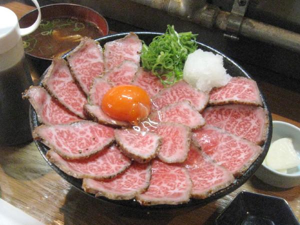 Photos: 牛肉の丼