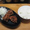 Photos: 唐揚と飯