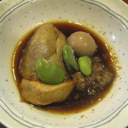 Photos: 煮肝