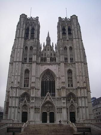 ブリュッセルにて