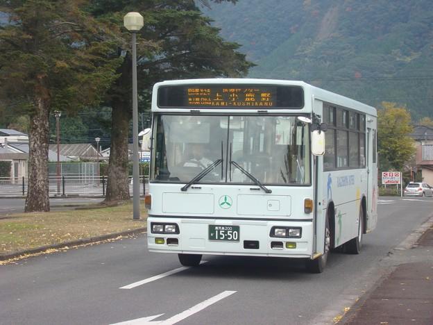 1550号車(元大阪市バス)