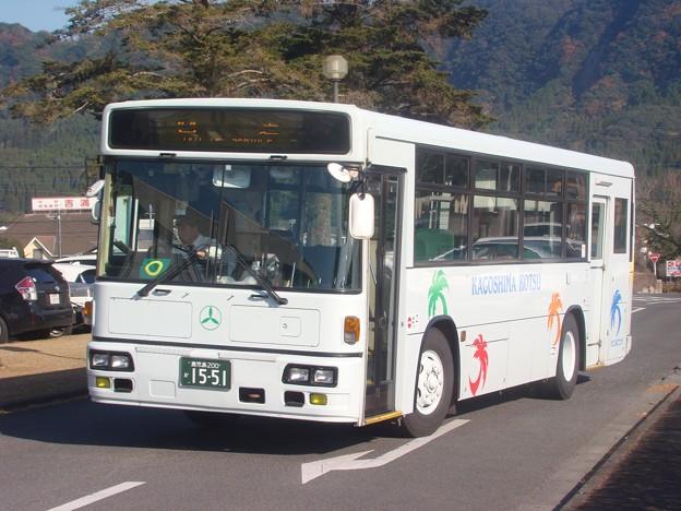1551号車(元大阪市バス)