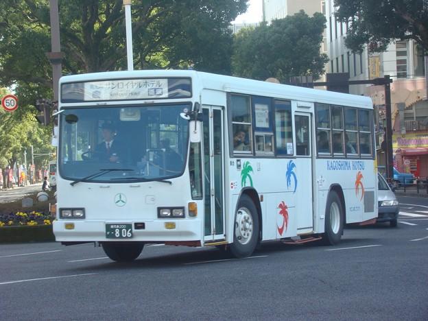 806号車(元国際興業バス)