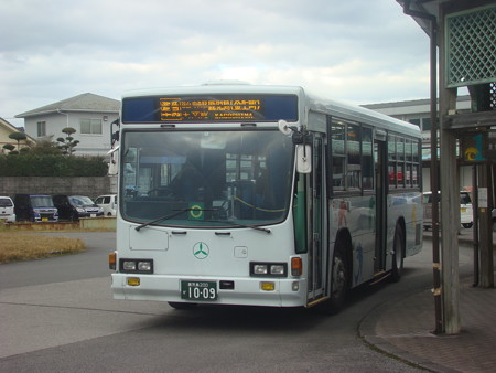 1009号車(元国際興業バス)