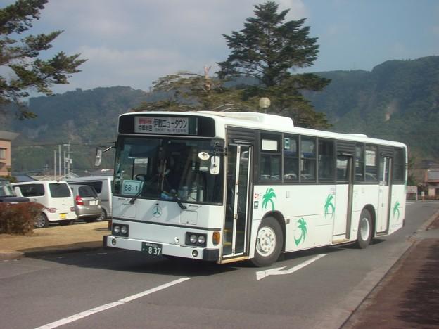 837号車(元東武バス)