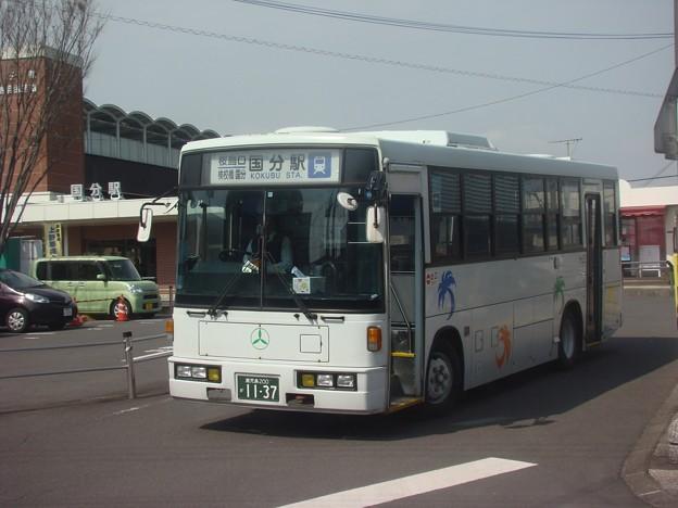1137号車(元東武バス)
