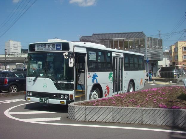 928号車(元都営バス)