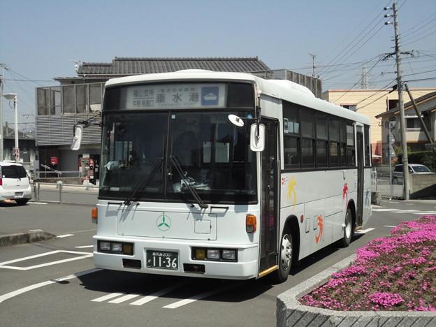 1136号車(元東武バス)