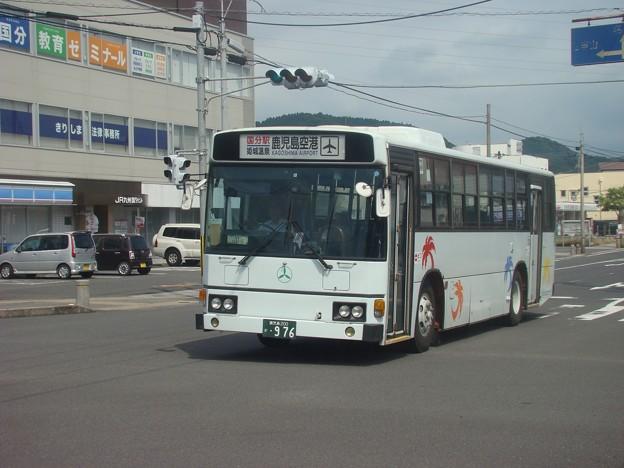 976号車(元東武バス)