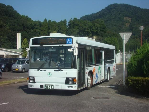 1989号車(元都営バス)