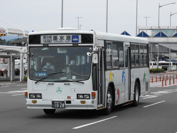 1028号車(元国際興業バス)