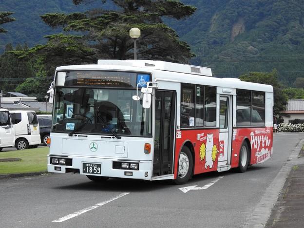 1859号車(元都営バス)