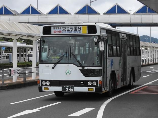 946号車(元都営バス)