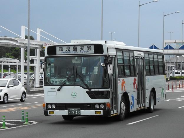 943号車(元都営バス)