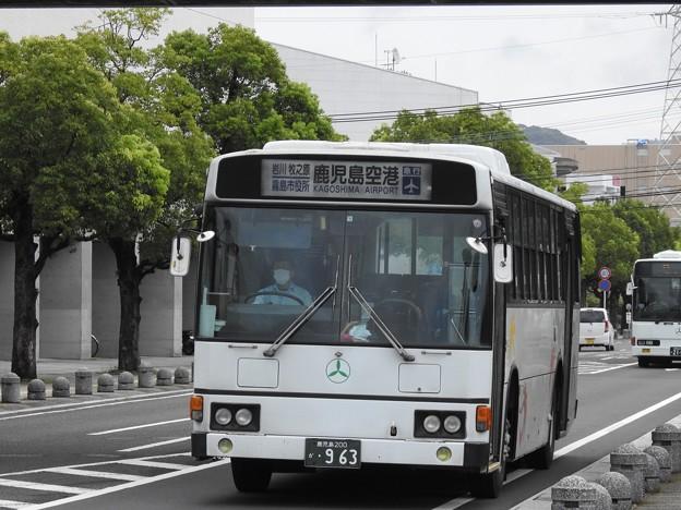 963号車(元東武バス)