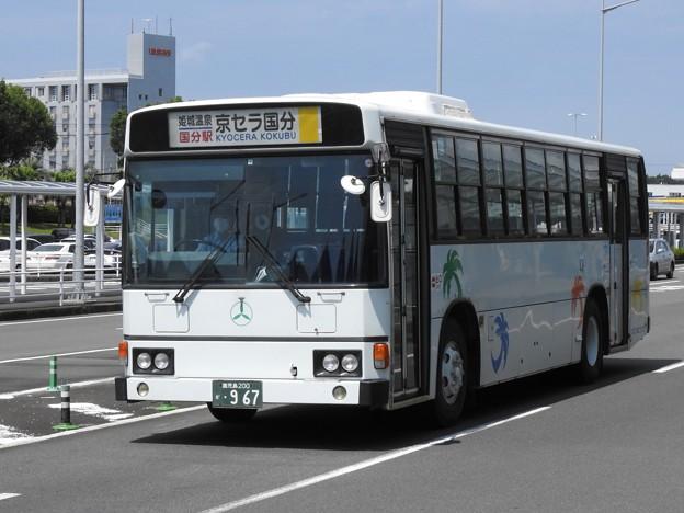 967号車(元東武バス)