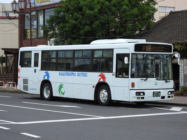 2117号車(元阪急バス)