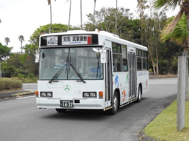 1437号車(元京王バス)