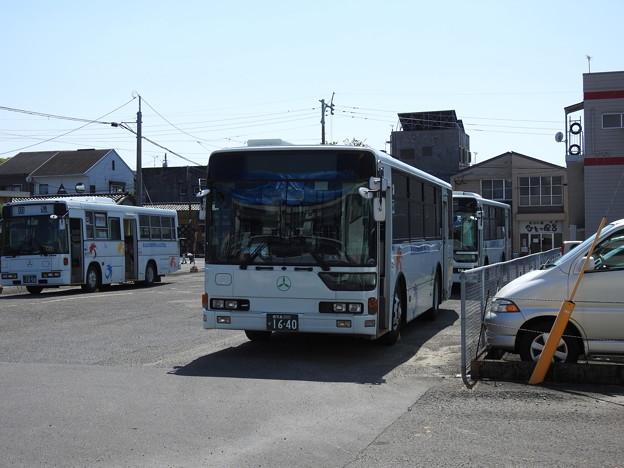 1640号車(元神戸市バス)