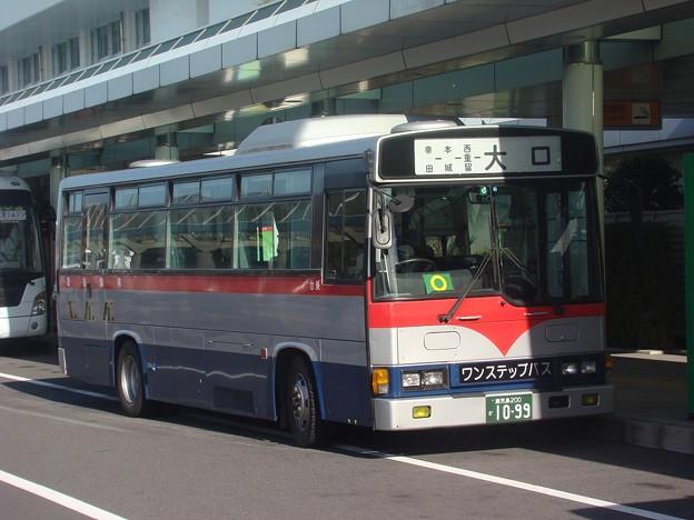 1099号車(元東武バス)