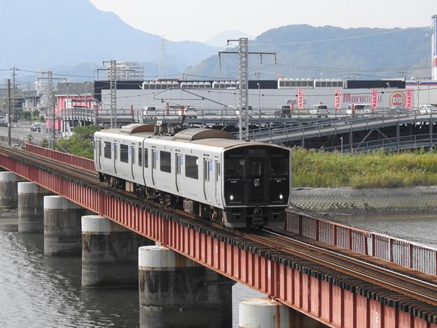 【JR九州】817系 Vk008