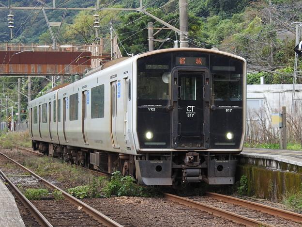 【JR九州】817系 Vk102