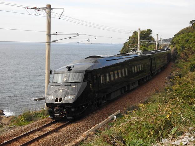 """【JR九州】787系 BM363 """"36ぷらす3""""《6号車先頭》"""
