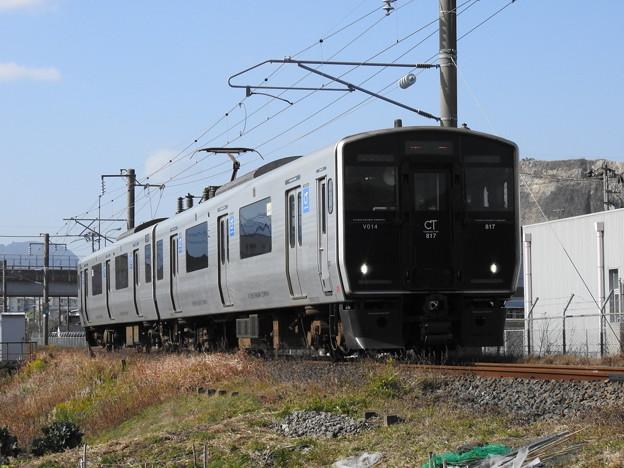 【JR九州】817系 Vk014