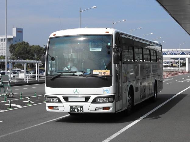 438号車