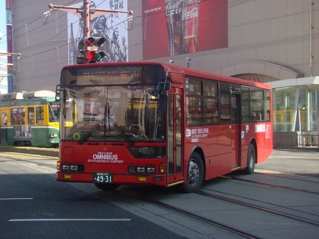 【61】4931号車(元高槻市バス)
