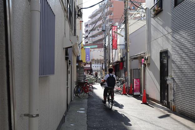 亀有駅南口 商店街_0886
