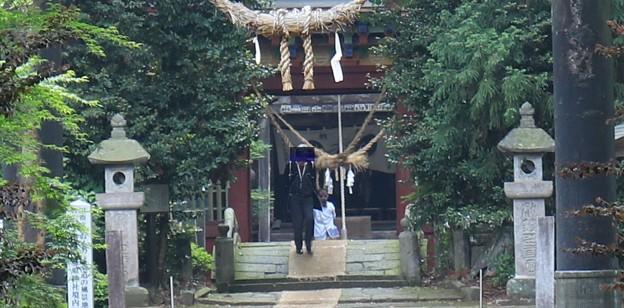 栃木県、那須与一、那須神社 0309 - コピー
