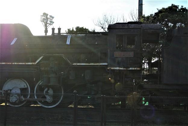 D51684機関車