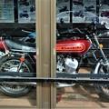 Photos: 幻のバイク・kawasaki MACH3・500