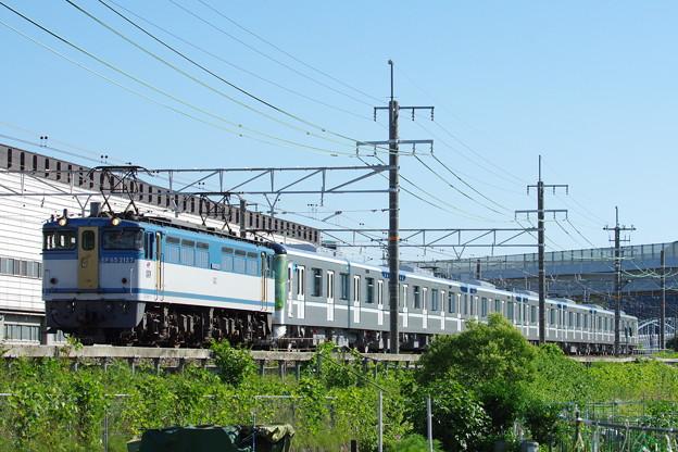 東京メトロ甲種  IMGP7029
