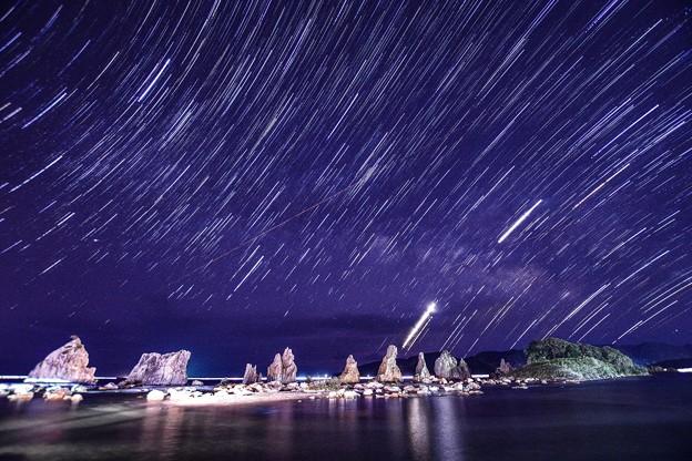 Photos: 橋杭岩2